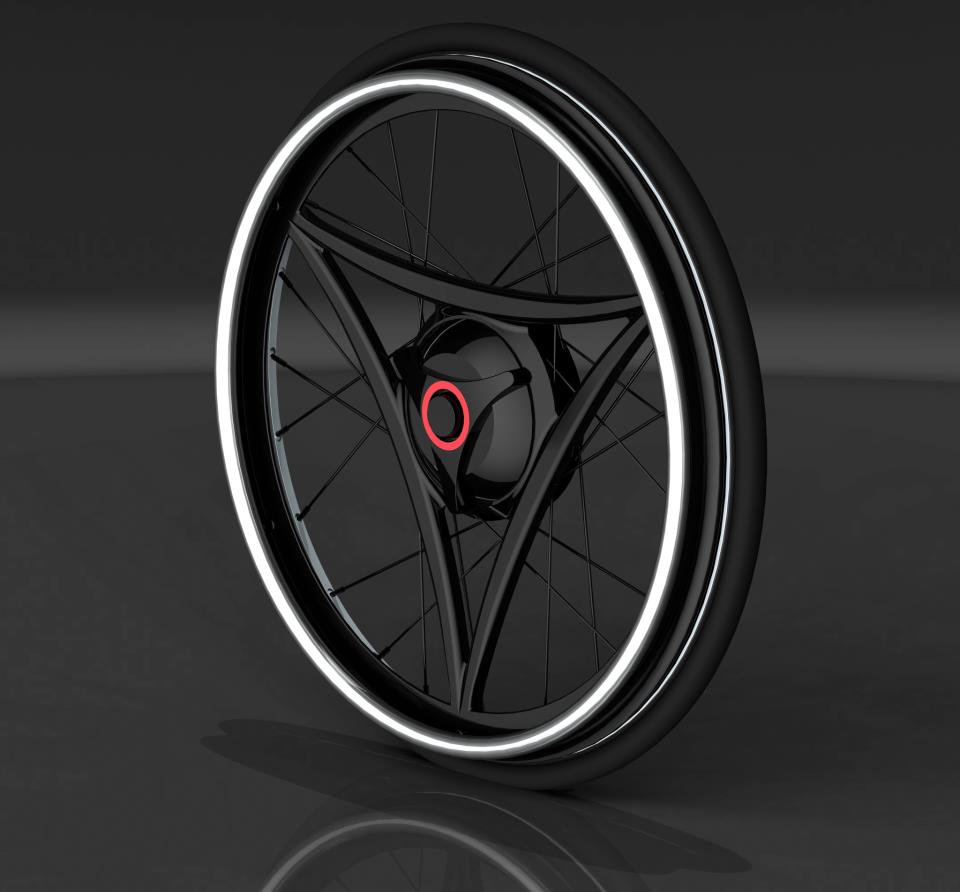 Rowheels for your wheelchair